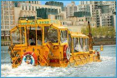 nice Capital Adventures: Seeing London's Landmarks by Motorhome