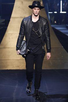 Philipp Plein Fall 2016 Menswear Fashion Show