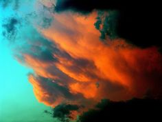 clouds catching color #sunset