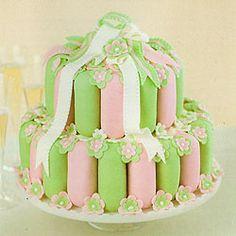 Hostess Twinkies Wedding Cake Recipe...this is so cute!!!!