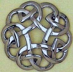 Celtic Love Knot - Eternity
