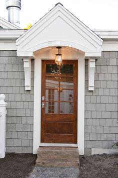 entry / back entry