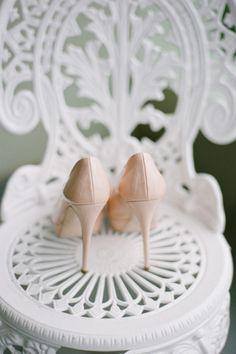 Pink Bridal Shoes