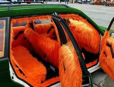 1000 images about pimped out rides on pinterest crazy - How to get mold out of car interior ...