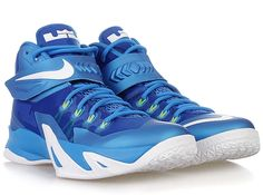 "Nike Zoom Lebron Soldier 8 ""Photo Blue"""