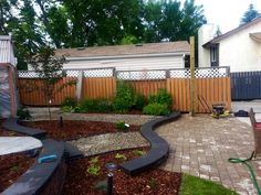 Beds, brickwork and bark mulch OH MY! Also Sod, Irrigation, and much more.  Get a free quote today  (403) 257-1965 or slmcalgary.com