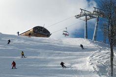 "Ski centre ""Kolasin 1450"" , Montenegro."