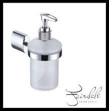 Grátis frete banho acessórios wall mounted soap dispenser sabonete líquido garrafa frascos de pedreiro dispensador de sabão líquido(China (Mainland))
