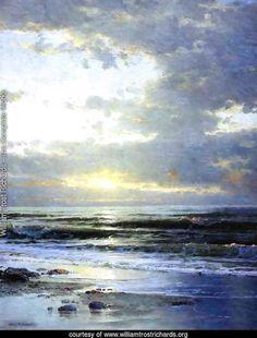 Seascape Paintings, Landscape Paintings, Oil Paintings, Sky Painting, Sea Art, Oil Painting Reproductions, Abstract Landscape, Fine Art, Oceans