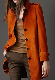15 Inspiring Casual Winter Fashion Ideas & Looks For Girls & Women 2013 Warm Autumn, Autumn Winter Fashion, Deep Autumn, Fall Fashion Colors, Orange Fashion, Fall Winter, Mode Outfits, Fall Outfits, Look Fashion
