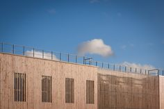 © 11h45 / T5 SYNCHROTRON, Plateau de Saclay (91) - Marc Nicolas Architectures