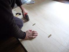 DIY: cómo hacer un cabecero con capitoné. | Decoración Ideas Para, Home Decor, How To Make, Homemade Beds, Wooden Beds, Decoration Home, Room Decor, Home Interior Design, Home Decoration