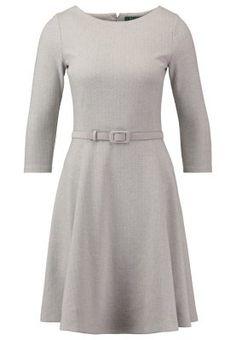 ZARROE  - Vestido de algodón - dove grey