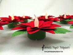 jpp - Weihnachtsstern Teelicht 4