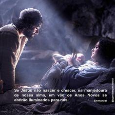 Natal com Jesus - Emmanuel - http://www.agendaespiritabrasil.com.br/2016/12/23/natal-com-jesus-emmanuel/