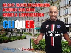 VOTEZ MORSAY CLIQUER CLIQUER 10 000 EMPLOIS sur http://cliquercliquer.com