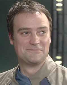 Rodney McKay, Stargate Atlantis  (played by David Hewlett)
