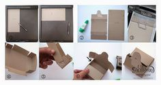 Stamp 2 LiNotte: Tutorial- 5 minute Treat Box - Hélène LEGRAND - Stampin'Up ! Artisan Blog Hop - Septembre # 4