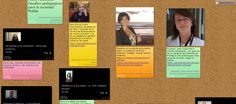 En un mural, diferentes voces que nos hablan acerca de los desafíos que identifican en la sociedad mobile. es una invitación a compartir desafíos e inquietudes para construir en un conversatorio y co-crear estrategias e Ideas para Iluminar la práctica.