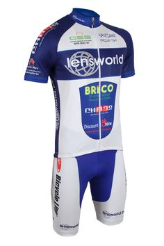 Custom bike clothes for teams by Bicycle Line