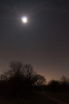 Mond Orion