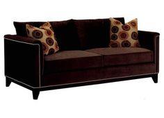 Abbyson Living Paris 2 Piece Sectional Sofa $799 (34% Off) @ Samu0027s Club