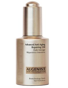 Alice Denis Everyone is talking about this stuff ... Algenist Advanced Anti-Aging Repair Oil Deluxe Travel bottle 7 ml .23 oz