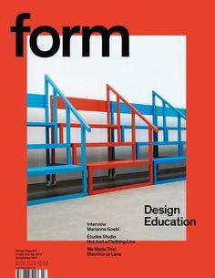 form magazine (March/April 2014)