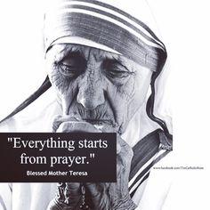 Bl. Mthr. Teresa of Calcutta - prayer