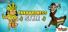 Inka Madness Style... Opa Llama Style. #memes #meme #inkamadness #llama #lama #games #peru