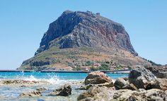 Monemvasía: the Greek Gibraltar Historian, The Rock, Southern, Greek, Urban, Key, Island, Explore, Water