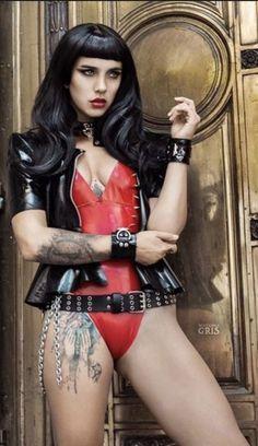 Inked Girls, Tattoo Artists, Wonder Woman, Superhero, Hot, Sexy, Fictional Characters, Women, Black