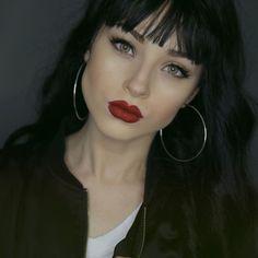 """Selena Inspired ❤️ 20 years R.I.P """"AmericanDoll"""" & """"Vamp"""" mixed @anastasiabeverlyhills LiquidLips """"Pixie"""" Lashes @themiraclelash @miraclewatts00 #selena #selenarip"""