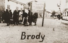 The Germans had vastly more work camps and ghettos than anyone knew. My Grandpa Murray was born in Brody!