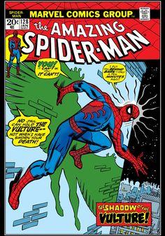 For sale marvel comics amazing spiderman 131 doctor octopus stan lee john romita artwork gil kane emorys memories. Univers Marvel, Vintage Comic Books, Vintage Comics, Marvel Comic Books, Comic Books Art, Book Art, Marvel Universe, Marvel Dc, Marvel Heroes