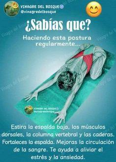 susana reyes rivemar - übung - Y - Yoga Yoga Meditation, Yoga Mantras, Yoga Inspiration, Weight Loss Meals, Yoga Tips, My Yoga, Workout, Excercise, Yoga Fitness