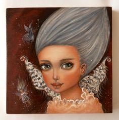 Fairy illustration by Ankakus