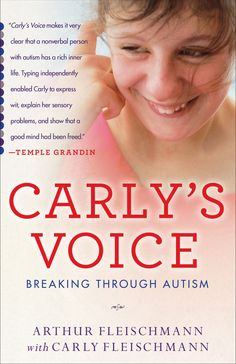 Carly was diagnosed with severe autism and an oral motor condition that prevented her from speaking.   Although Carly still struggles with all the symptoms of autism, she now has conversations on the computer with her family and her many thousands of supporters online.   This book brings readers inside a once-secret world and in the company of an inspiring young woman who has found her voice and her mission.
