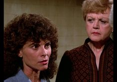 """... Adrienne Barbeau, Angela Lansbury, Murder She Wrote, """"Jessica Behind Bars,"""""""