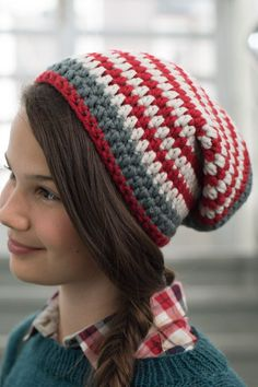 Virkattu Wakayama-pipo Myboshi | Novita knits