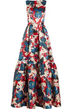 10 dresses to wear to a summer wedding: Erdem dress, $4,560, net-a-porter.com.