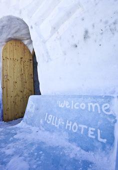 Hotel Iglú #Andorra