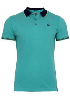 QS by s.Oliver Polo Shirt, Größe:S;Farbe:Green