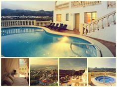 Casa Montana Brisa - Pego, Alicante. Villa für eine spanische #Traumhochzeit.