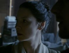"Claire Fraser (Caitriona Balfe) in Episode 213 ""Dragonfly In Amber"" Outlander Season Two Finale on Starz via https://outlander-online.com/"