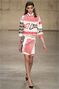 Fashion East - Collections Fall Winter 2013-14 - Shows - Vogue.it