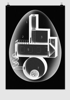 Egg Haus - Timo Lenzen - Graphic Design