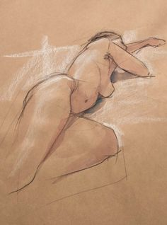 I'm a Japanese artist. Fine Art Drawing, Life Drawing, Figure Drawing, Woman Drawing, Painting & Drawing, Gesture Drawing, Anatomy Drawing, Female Drawing, Female Art