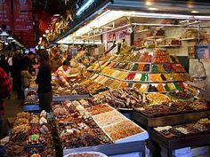 San Lorenzo Market - Florence, Italy