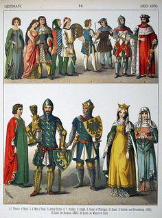 German c 1300-1350